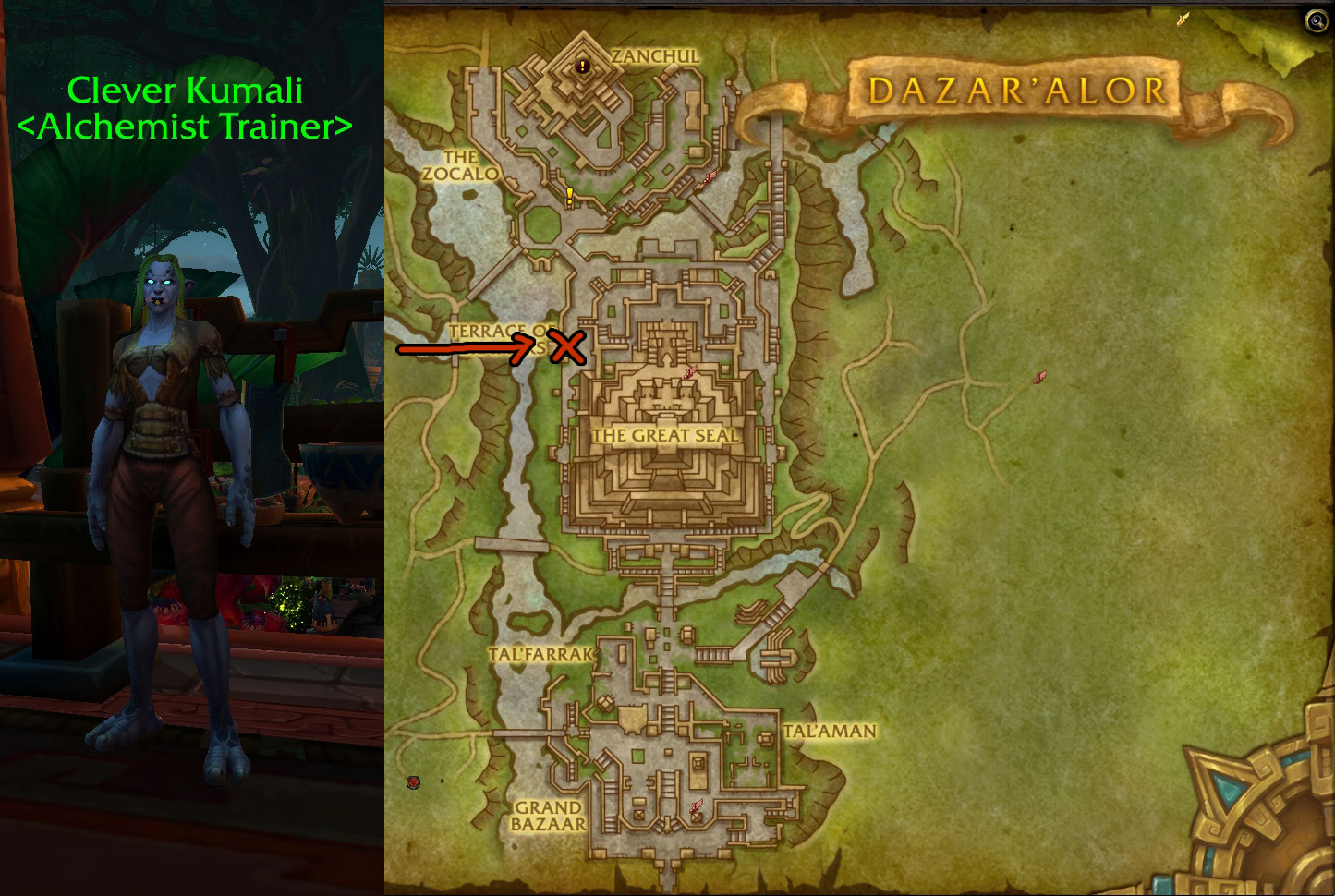 BfA Alchemy Leveling Guide 1-175 - WoW Alchemy Guide