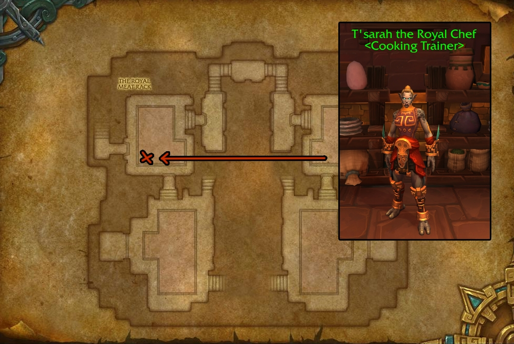 BfA Cooking Leveling Guide 1-175| WoW Cooking Guide