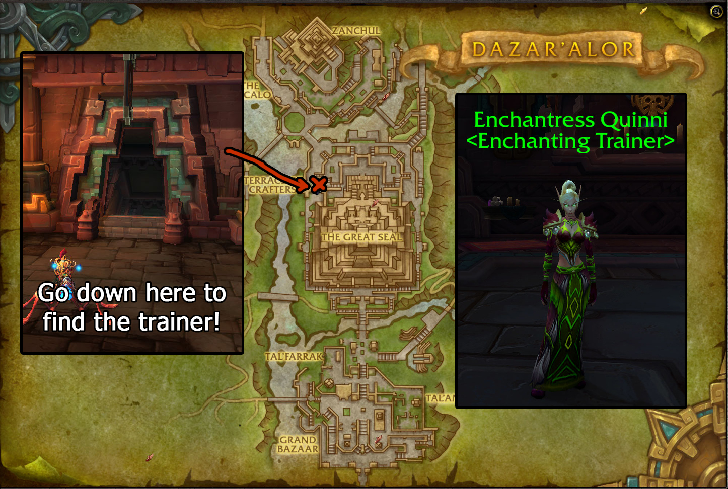 BfA Enchanting Leveling Guide 1-175 - WoW Enchanting Guide