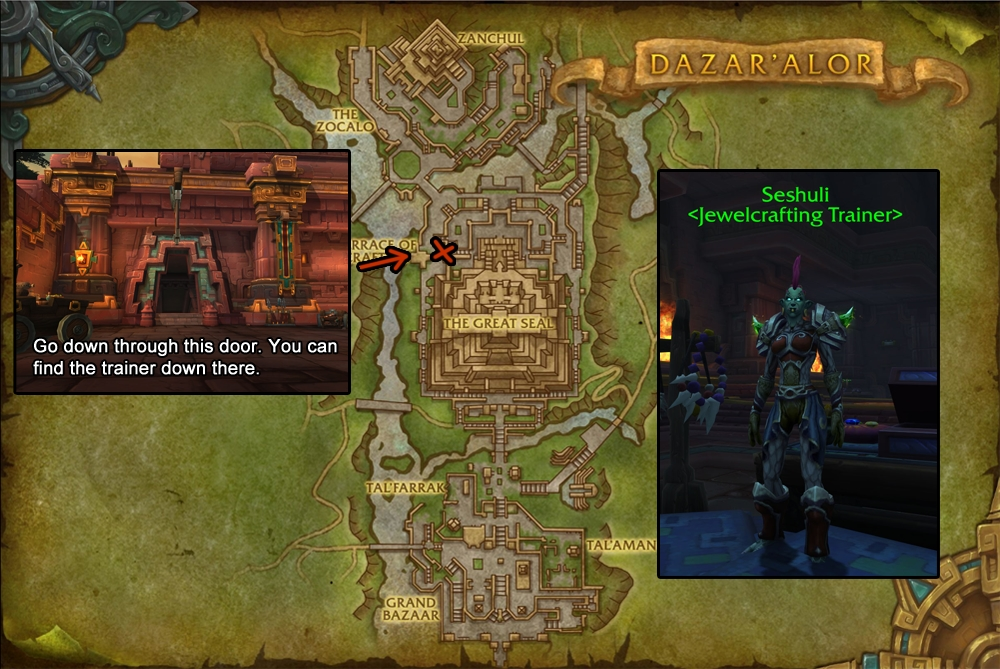 BfA Jewelcrafting Leveling Guide 1-175 | WoW Jewelcrafting Guide