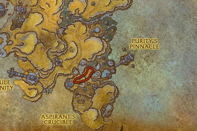 Heavy Desolate Leather Farming Guide Patch 9 0 2 Wow Professions