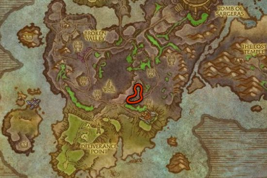 Felslate Farming Best Places Fo Farm Felslate Wow Professions
