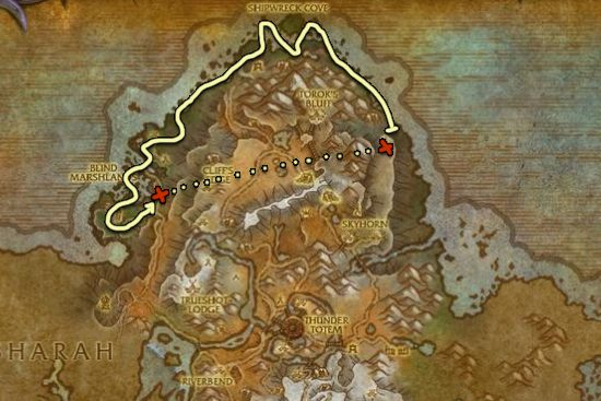 Foxflower Farming Guide - WoW-Professions