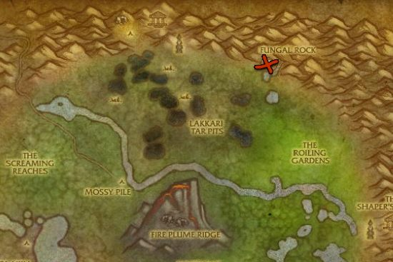 Ghost Mushroom Farming Guide | WoW-Professions
