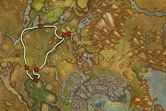 Legion Mining Leveling Guide 1-100 - (8.3) - WoW-professions on