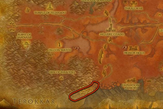 Outland Skinning Leveling Guide 1-75 - (8 2) - WoW-professions