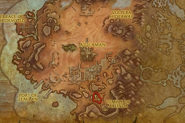 Stringy Loins Farming Guide - (8 2) - WoW-professions