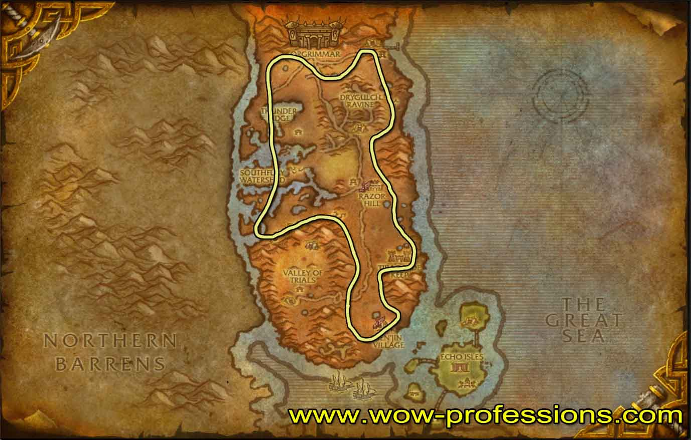 Vanilla mining leveling guide 1-300 (8. 0. 1) wow-professions.