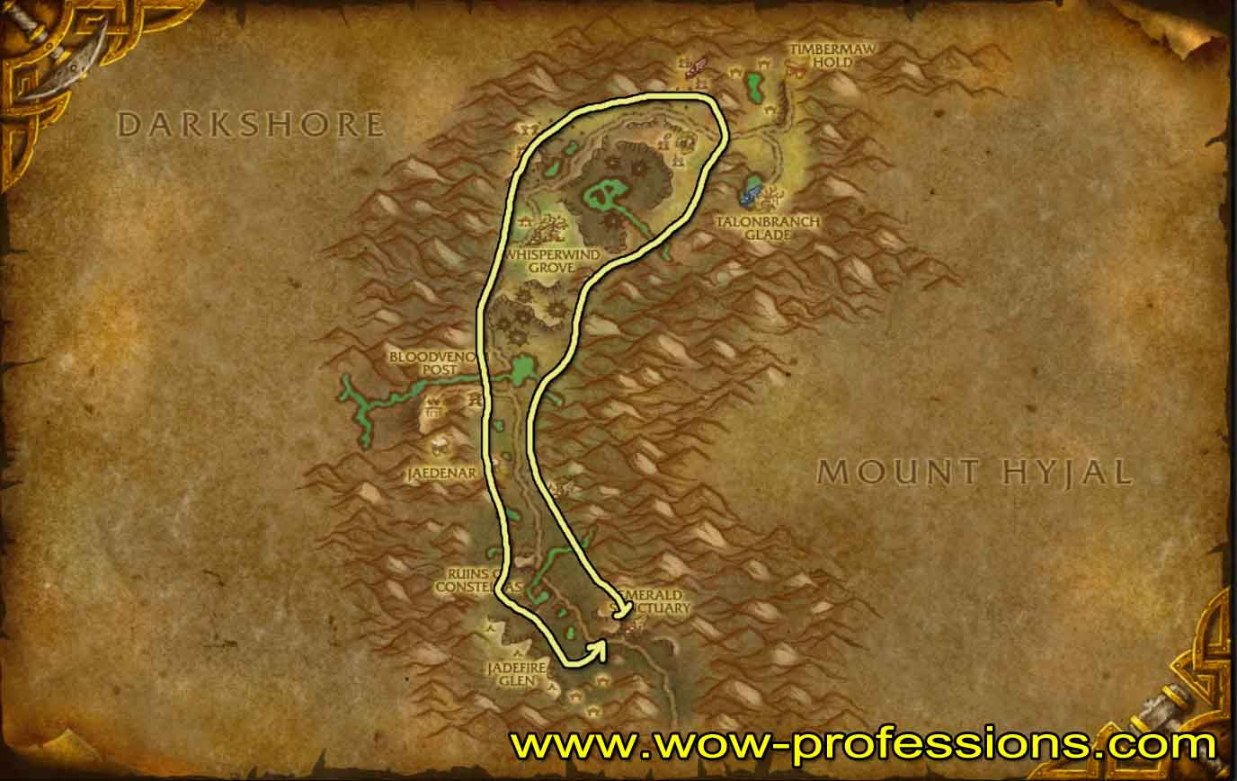 Wow leveling guide draenor | the master.