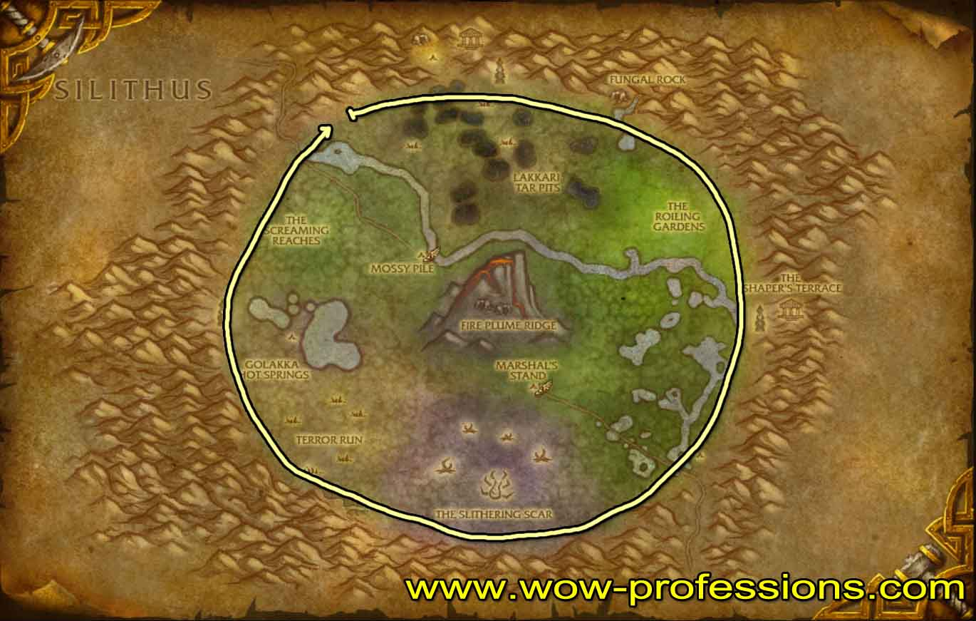 Northrend mining leveling guide 1-75 | wow-professions. Com.