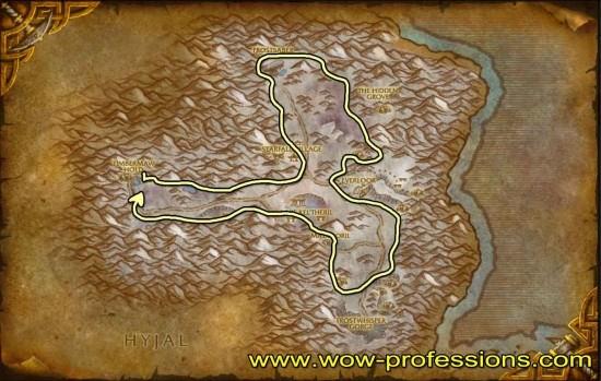 WoW - World of Warcraft Profession Guides 1-525   Se7enSins
