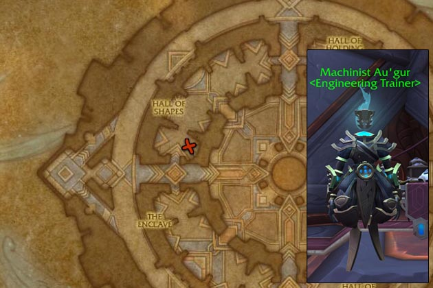 Shadowlands Engineering Leveling Guide 1-100 - WoW Engineering Guide   Wow Engineering Schematics      WoW-professions.com