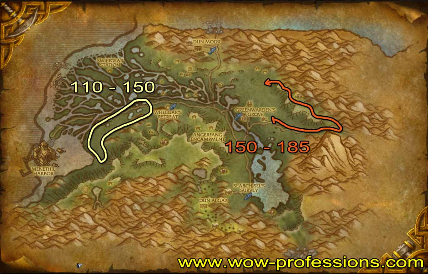 Wotlk skinning guide legacy wow addons and guides for vanilla.